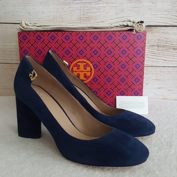 07ee88e883a36 New Tory Burch Elisabeth Round Toe Pumps